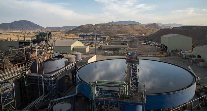 Effective zinc and copper separation strategy yields 36% more copper concentrate production in Q2