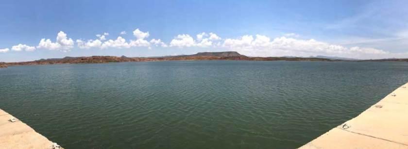 Gergera Dam Eritrea