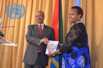 UN-Eritrea signed (SPCF) for 2017-2021