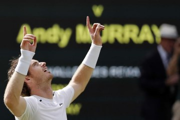 Andy Murray bëhet fitues për herë të dytë në Wimbledon