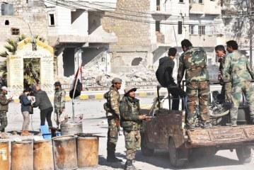 Analizë e AP: Regjimi i Assad mbështetet nga luftëtarë të huaj për të rimarrë Halepin
