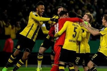 Borusia e Dortmundit në çerekfinalet e Kupës së Gjermanisë, kualifikohet me 11-metërsha