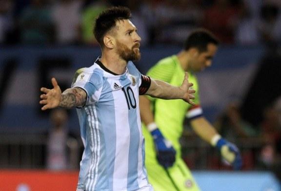 Kualifikueset për Botërorin: Messi i jep fitoren Argjentinës, Brazili ul në gjunjë Uruguajin