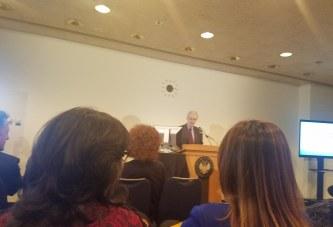 Diskutim në Librarinë e Kongresit amerikan: Shtypi shqiptar pas komunizmit dhe si ka rënë besueshmëria e lajmit në shtet