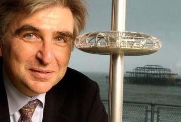 Vdes arkitekti hebre që dizejnoi xhaminë e re të Kembrixhit dhe Syrin e Londrës