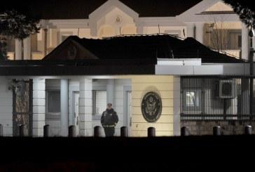 Bombë kundër ambasadës amerikane në Mal të Zi: atentatori hedh veten në erë