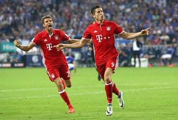 Bayern arratiset, Dordmund fiton sërish, Eintracht hyn në valle për Champions