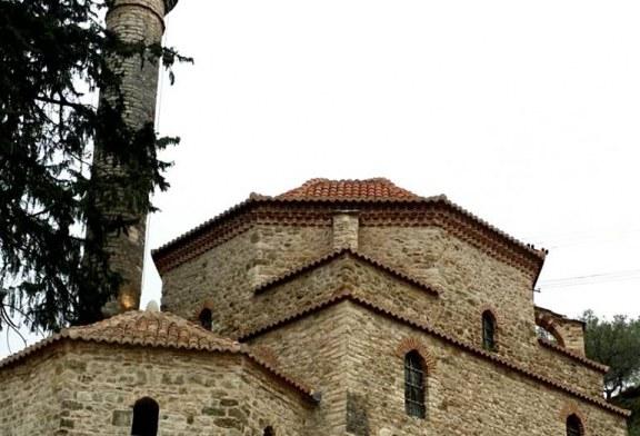 Ministria e Kulturës ofron pamjet e Xhamisë së Gjin Aleksit: si po i kthehet shkëlqimi (video)