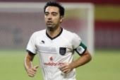 I harruar në Europë, Xavi vijon të luajë në Katar