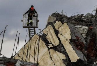 """Video: nën dhe mbi rrënojat e """"Morandi""""-t tragjik"""