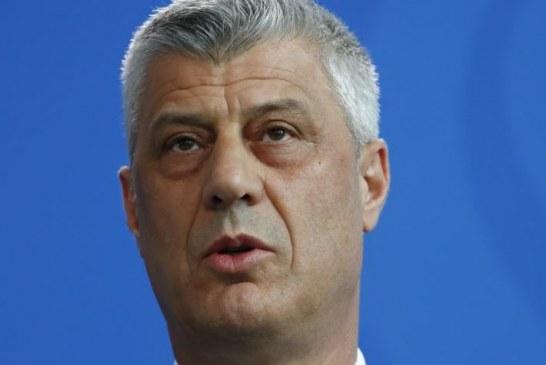 Nga Hashim THAÇI: Mbi korrigjimin paqësor të kufirit ndërmjet Kosovës dhe Serbisë