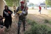 Sulmi ndaj Gardës Revolucionare, Irani ne ditë zie