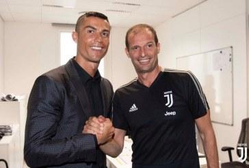 Allegri: në pritje të golit të parë, Ronaldo më i mirë se Salah dhe Modriç