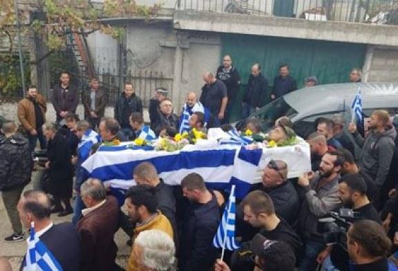 "Pritej: grekët, bust ""heroit"" Kacifas"