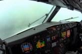 Një ulje avioni mes stuhisë: më mirë mos ta shohësh!