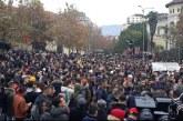 Studentët para parlamentit, Rama: si e lexoj protestën e tyre