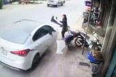 Video virale: kur vdekja të prek por nuk të merr