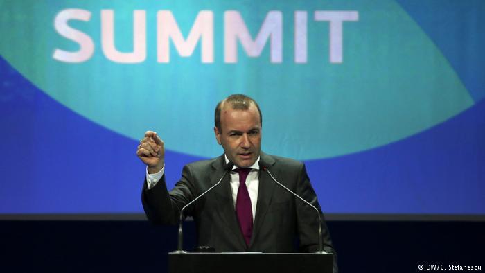 QËNDRIMET  Manfred Weber  i dashur me Ballkanin  i ftohtë me Turqinë