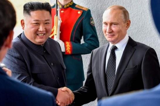 GJEOPOLITIKË/ Kim Jong-un takohet me Putinin, por çfarë i lidh dy vendet?