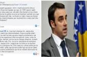 """Ambasadori britanik në Kosovë,  """"sqaron"""" qytetarin: askush s'ka me ja u ndreqë shtëpinë!"""