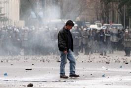 Ish-gardisti socialist i 21 Janarit, reagim ndaj Bashës: asnjë plumb mbi protestuesit