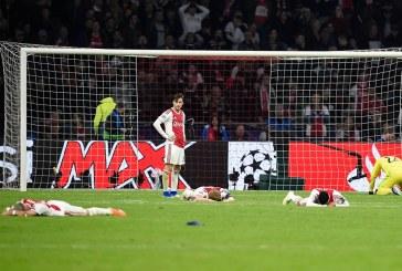 Mëshirëndjellëse: imazhi simbol i dramës së Ajax-it përballë Tottenham-it