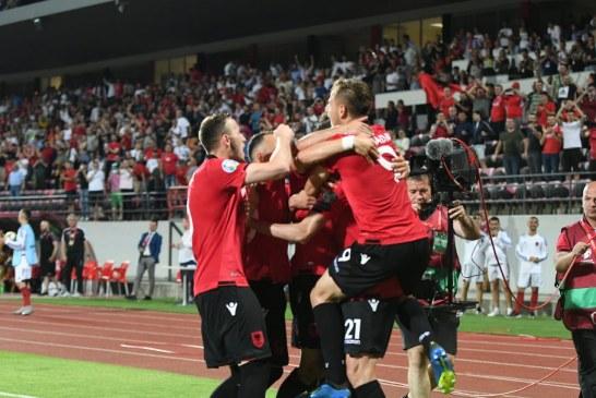 Kuqezinjtë rehabilitohen: fitore 2-0 përballë Moldavisë