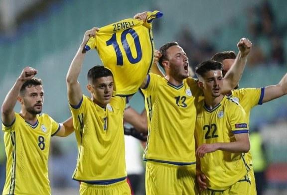 """""""Euro 2020"""": Kosova, fitore historike në transfertë ndaj Bullgarisë së Hristo Stojçkovit"""