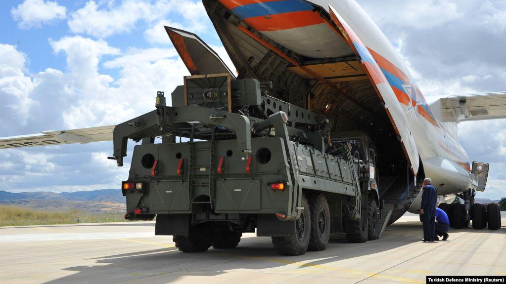 Bloomberg  marrja e S 400 nga Turqia  SHBA gati të paraqesin sanksionet