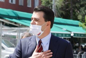 """Efekti """"Kosovë"""", Basha vendos të """"përfshihet"""" në Dialog"""