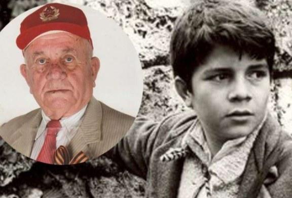 """Shuhet """"lule Velo partizani"""", medalje dhe nga Boris Jelcin"""