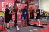 Pamje: çfarë i ndodhi këtij peshëngritësi rus që u përpoq të ngrejë 400 kg