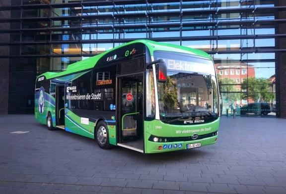 """Gjermania i """"dorëzohet"""" Kinës: porosit autobusë elektrikë BYD"""