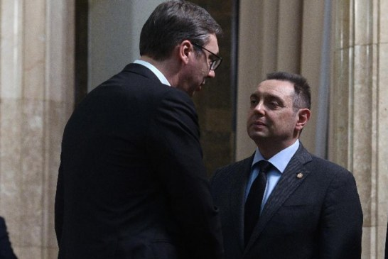 """Minisitri i Vuçiçit: Po, duam """"Serbinë e Madhe"""", porsi Gjermania!"""