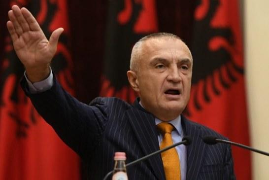 """""""Të shtënat"""" e çdoditshme nga presidenca drejt qeverisë, Meta: drejtësi për Teatrin Kombëtar!"""