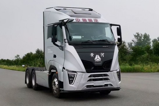 Huanghe X7: Pse ky kamioni i ri kinez ka tejkaluar të gjithë rivalët në botë