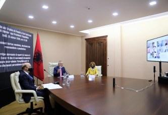 """Fronti politik COVID, 11 kërkesa qeverisë nga """"Komiteti Meta"""" në Presidencë"""