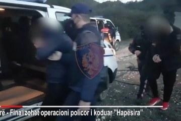 Operacion gjigand anti-drogë në Vlorës: në pranga, fshatarë e policë