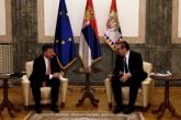 QËNDRIMET/ Lajçak në Beograd: Vuçiç s'pranon ta njohë Kosovën…me ultimatume!