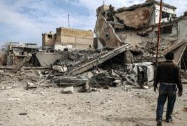 Bilanci tragjik: sa bomba fuçi hodhi Assadi mbi civilë në Siri