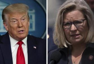 Trump përzë nga partia vajzën e Dick Cheney