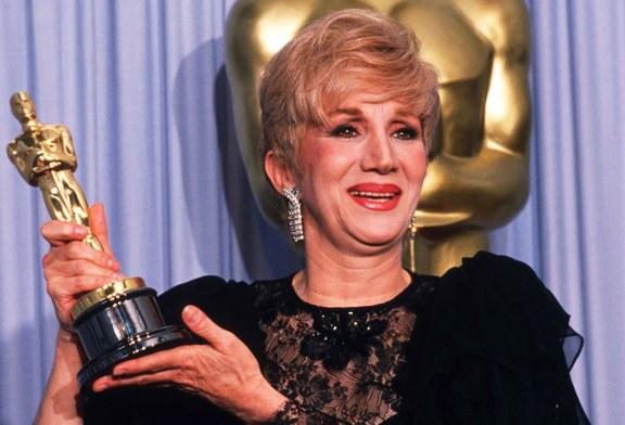 Një Oskar me Julia Roberts, kush ishte Olympia Dukakis, e sapoikur nga kjo jetë