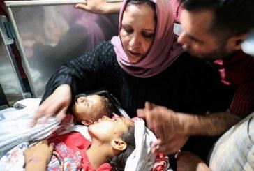 Palestina: përsëri pamje me fëmijë të vrarë