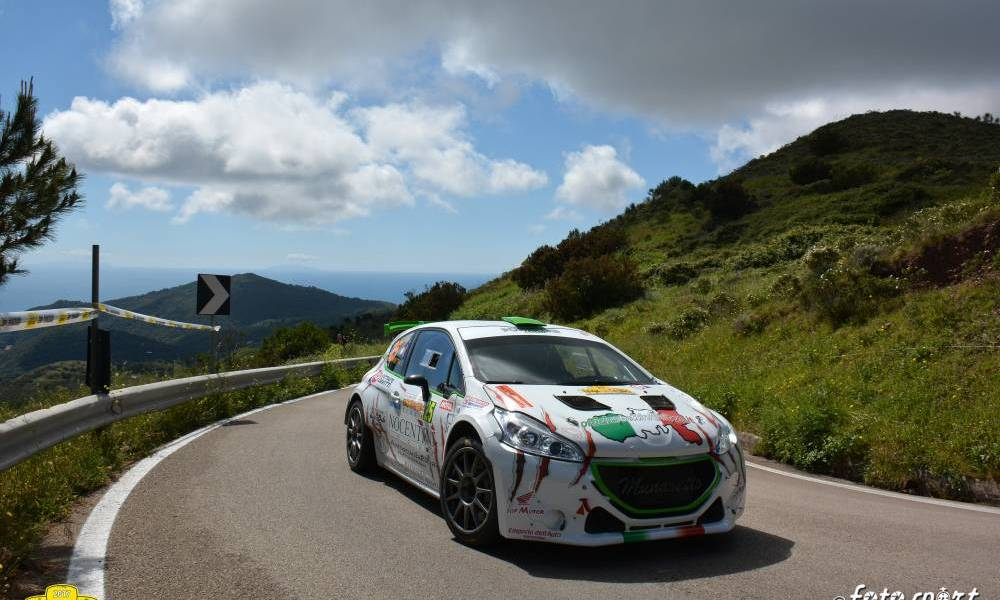 Rally Elba Campionato Italiano Rally