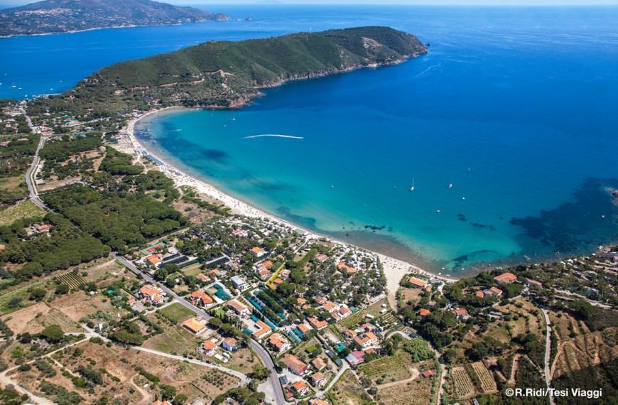 Elba island best beaches
