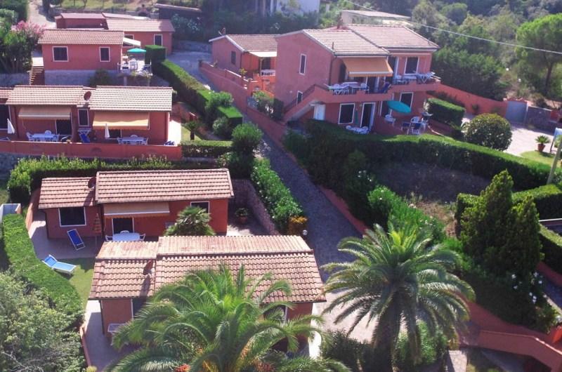 Residence Villa Franca appartamenti a Capoliveri