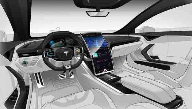 2020 Tesla Model S Interior, 2020 tesla model s price, tesla model s redesign 2020, new tesla model s 2020, tesla model s facelift 2020, 2020 tesla model s,