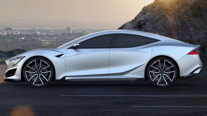 2022 tesla model s first mass-market all-electric car was launched