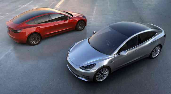 model 3 2022 is designed for electric-powered performance