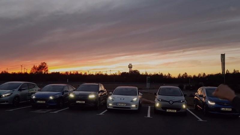 Tesla Model 3 je první v žebříčku nejprodávanějších elektromobilů v Evropě